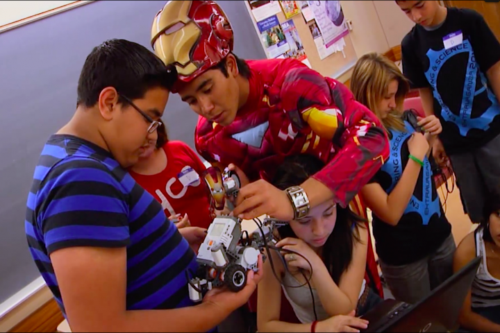 Open video STEM Takes Flight at UTEP