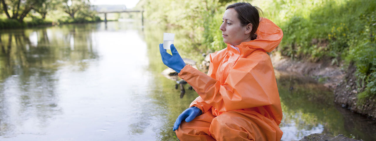 environmental science and protection technicians
