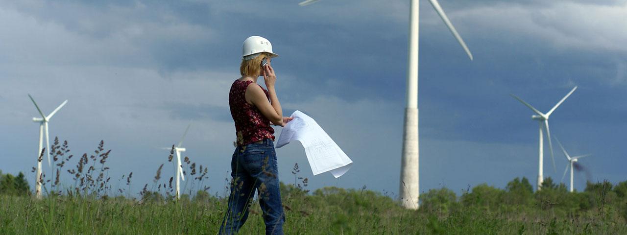 Texas GEAR UP - Wind Energy Engineer
