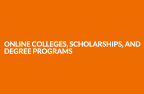 Online Colleges, Scholarships, and Degree Programs image