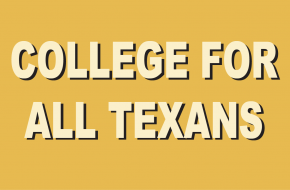 College for All Texans image