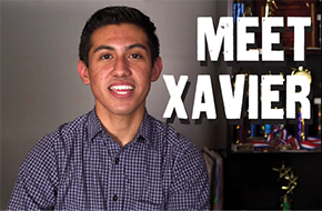 Faces of TXGU: Xavier image